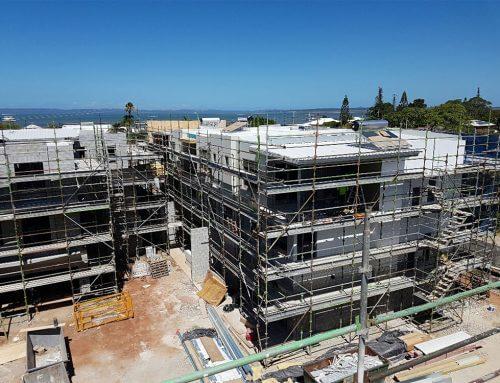 Project: Multi-Unit Apartment Complex